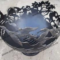 Чаша для костра, мангал