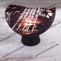 Костровая чаша - мангал