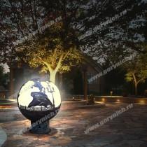 Уличный фонарь, светильник