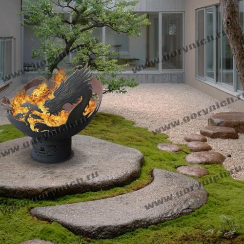 Огненный дракон
