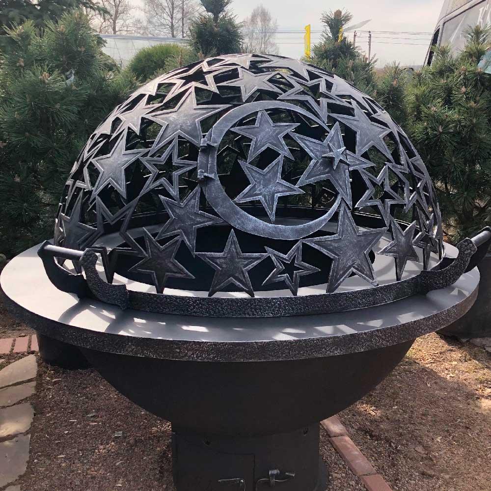 Купол для очага «Звездное небо»