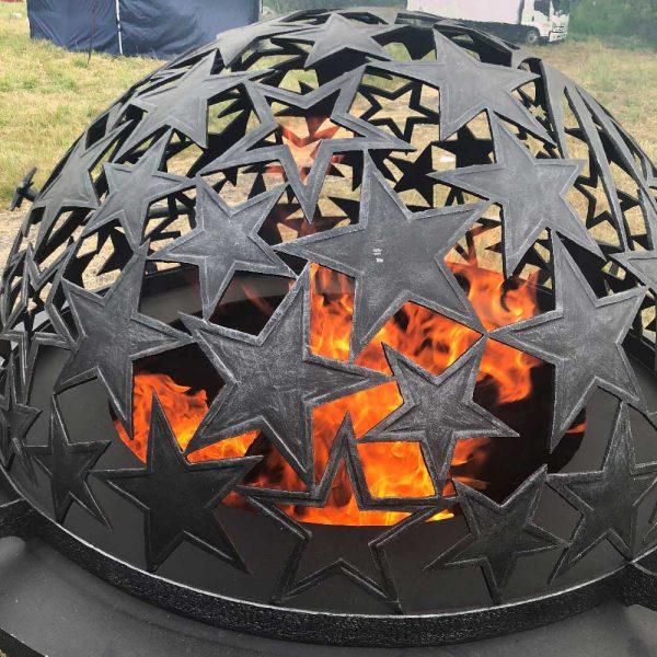 Купол для уличного очага «Звездное небо»