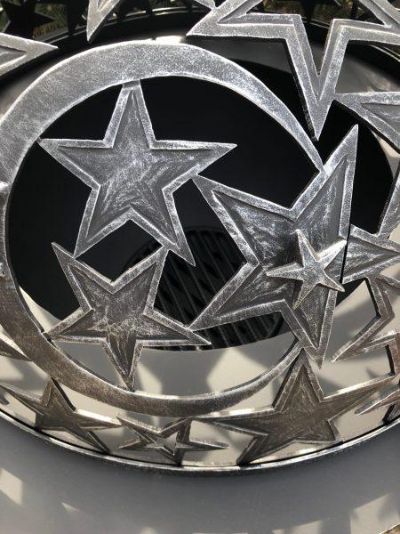 Купол для очага ручной работы «Звездное небо»