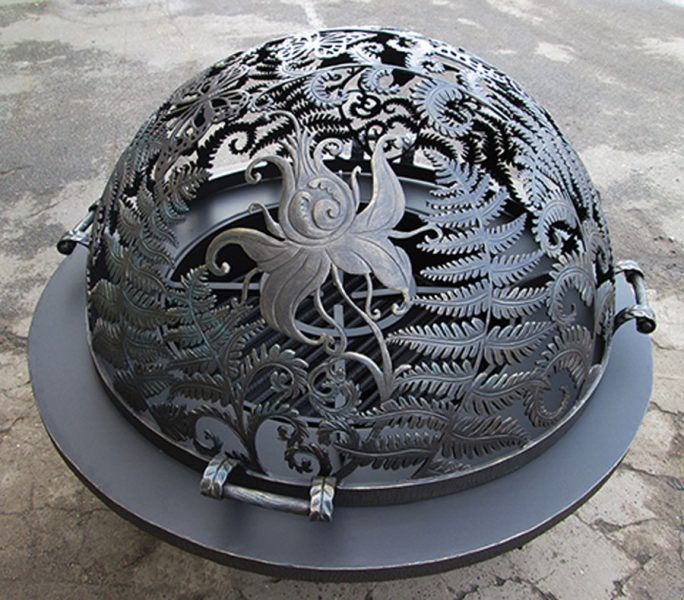 Купол для очага