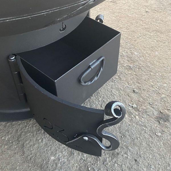 Съемный ящик для зольника